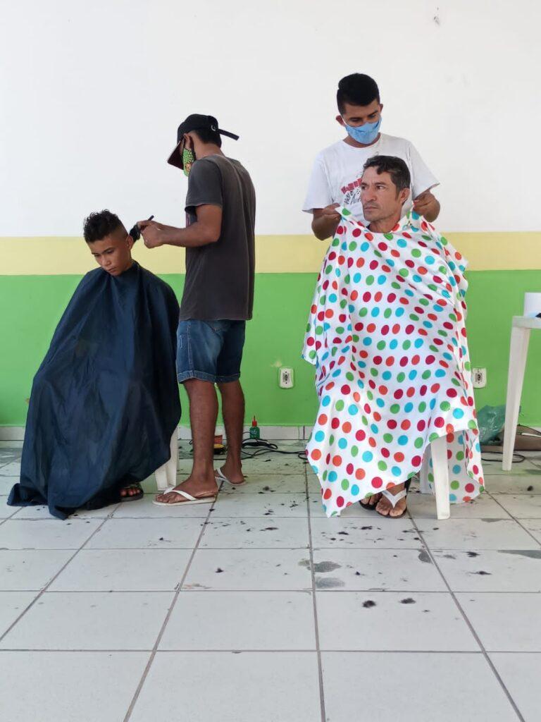 Projeto Ação Cidadã promove cidadania no munípio de Curuá