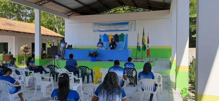 Secretaria de Assistência Social realiza Conferência Municipal de Assistência Social