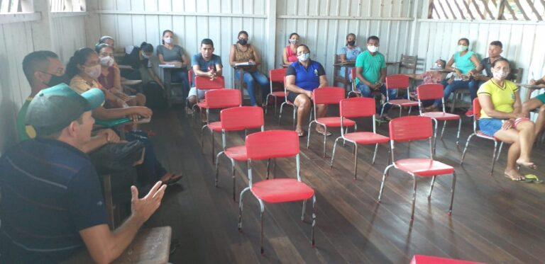 Prefeito Gica e Secretário de Educação visitam escolas da região do Paraná